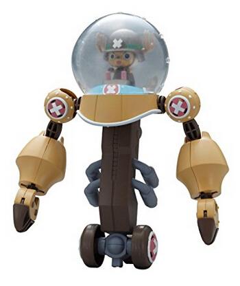新低价!BANDAI 万代 海贼王 乔巴超级机器人 5款全套装