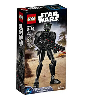 凑单新低价!LEGO 乐高 75121 帝国死星骑兵