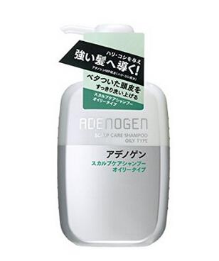 凑单新低价! SHISEIDO 资生堂 ADENOGEN 不老林防脱生发洗发水 400ml
