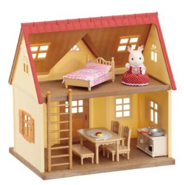 新奇玩具!日本EPOCH DH-05 森林小屋