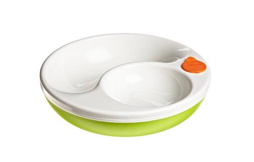 凑单新低,Lansinoh momma Mealtime 宝宝防滑保温碗餐具