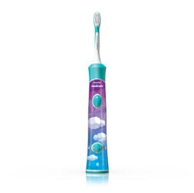 银联卡福利,凑单新低!飞利浦 HX6321 声波震动儿童牙刷+鼠标垫