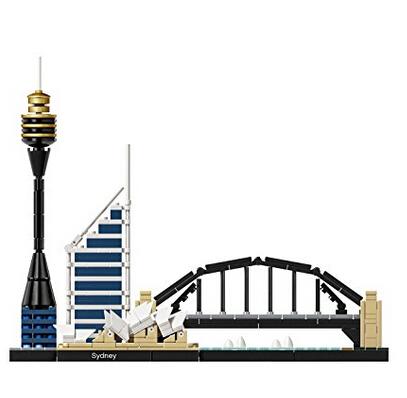 2017年新款,尝鲜价!LEGO 乐高 21032 悉尼街景