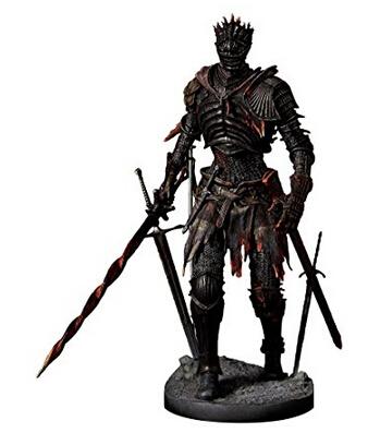 日亚新低!GECCO 黑暗之魂3 薪王的化身 1:6比例 模型手办(42厘米,含1:1余烬特典)