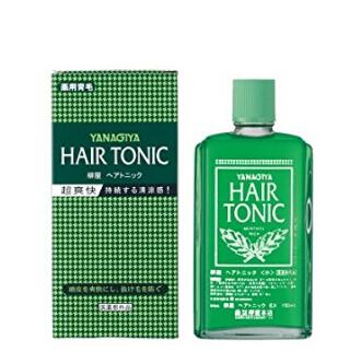 脱发者的福音!Yanagiya 柳屋 hair tonic 发根营养液 150ml