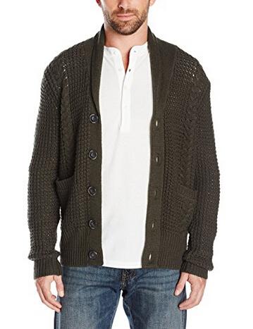 美亚新低价!7 For All Mankind 男士羊毛混纺针织衫