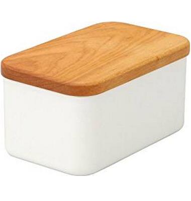 近期好价!野田琺瑯 BT-200 黄油专用保鲜盒
