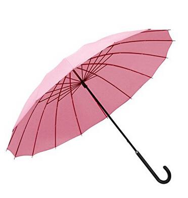 日亚好价!koumo 10016 16骨樱花伞