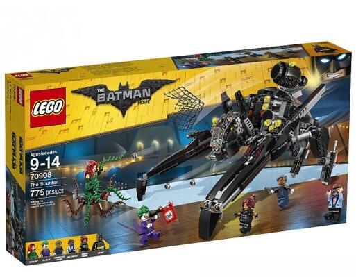 美亚乐高推荐!LEGO 70908 乐高蝙蝠侠大电影系列之疾行者