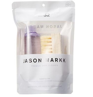 擦鞋神器!Jason Markk 擦鞋清洁剂+鞋刷套装
