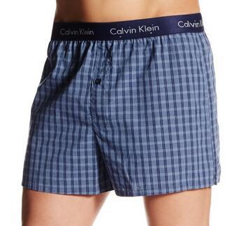 适合凑单手快有!Calvin Klein 男士纯棉平角内裤