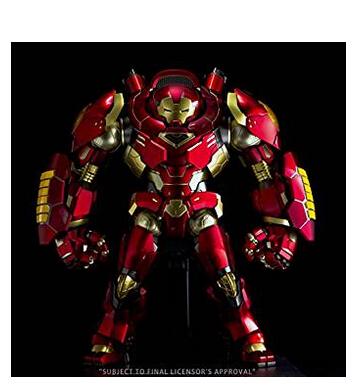 日亚好价!千值练 RE:EDIT IRON MAN #05 Hulkbuster 钢铁侠反浩克装甲 可动手办