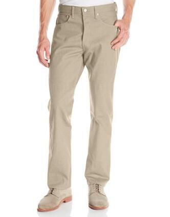 新低!Levi's 李维斯STF养牛款501男士直筒牛仔裤