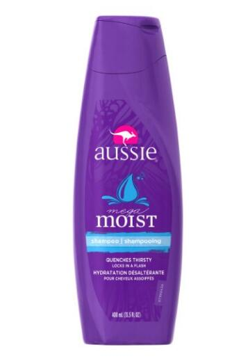 海外购Prime会员推荐!销量第一的Aussie 柔润滋养保湿洗发水400ml