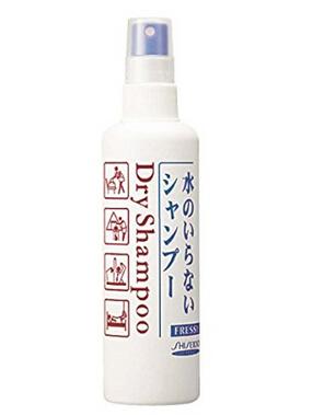 凑单新低价! SHISEIDO 资生堂 Fressy 免水洗洗发水 150ml