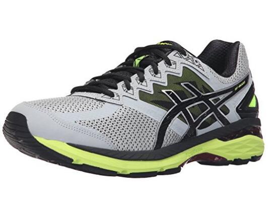 降至低价可入!ASICS GT-2000 4 亚瑟士男士稳定型跑鞋