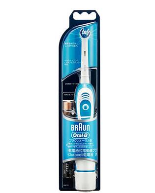 凑单新低价,Braun 博朗 DB4510NE 3D旋转式电动牙刷