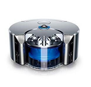 日亚好价,dyson 戴森 360 Eye RB01NB 扫地机器人