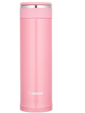 凑单新低价, ZOJIRUSHI 象印 SM-JD48 不锈钢保温杯 粉色 480ml