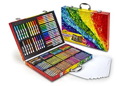 销量第一!Crayola 绘儿乐绘画套装