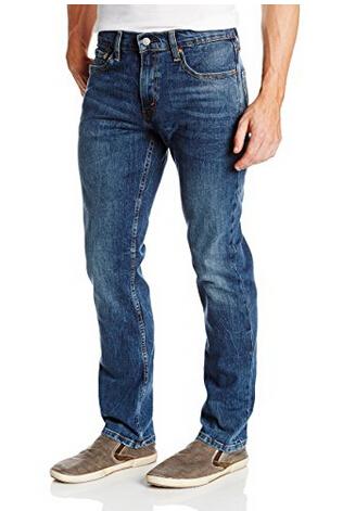 新低价! Levi's 李维斯 511 Slim Fit 男士牛仔裤