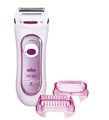 日亚特价!Braun LS5160R 博朗干湿两用女士专用剃毛器