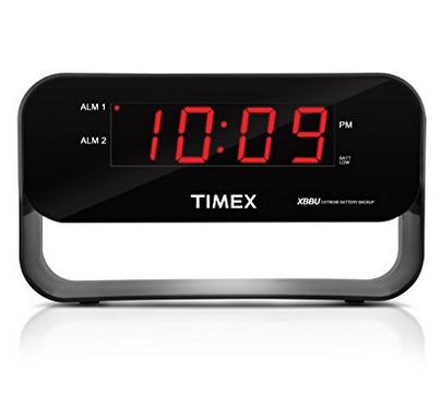 美亚新低价,TIMEX 天美时 T128B XBBU Dual Alarm 双重闹钟