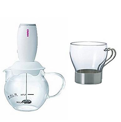 日亚好价,HARIO CQT-45 电动奶泡器