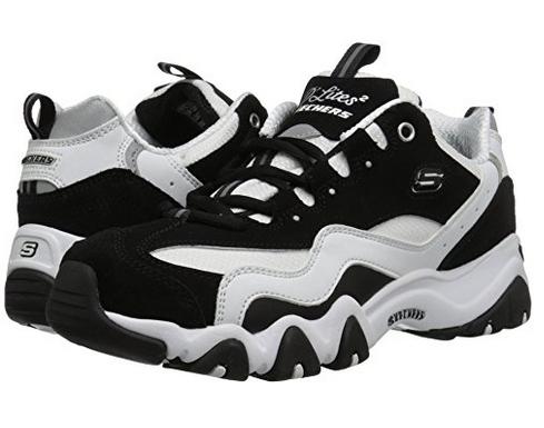 美亚好价,SKECHERS 斯凯奇 D'Lites 2.0 女款复古休闲鞋