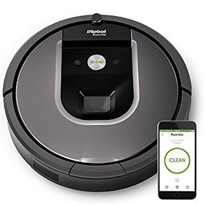 海淘扫地机攻略!iRobot Roomba 960 扫地机器人