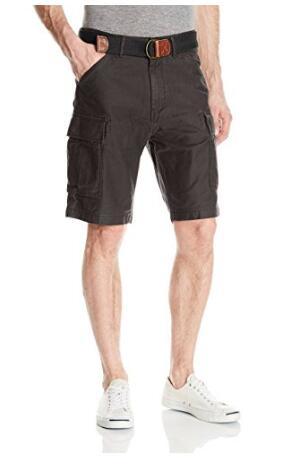 限尺码新低!Levi's 男士工装短裤
