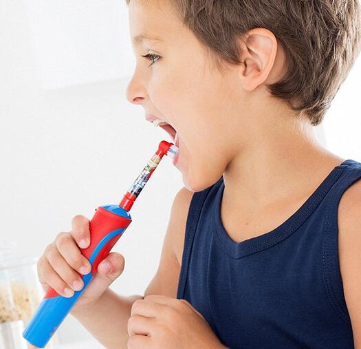 英亚海外购推荐!Oral-B 欧乐B星球大战系列儿童电动牙刷