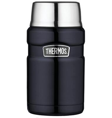 美亚直邮!Thermos 膳魔师帝王系列不锈钢食物焖烧罐