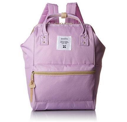 anello的包怎么样?日本潮流街包anello 时尚双肩包