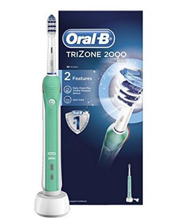 亚马逊海外购!Oral-B Trizone 2000 专业版3D电动牙刷