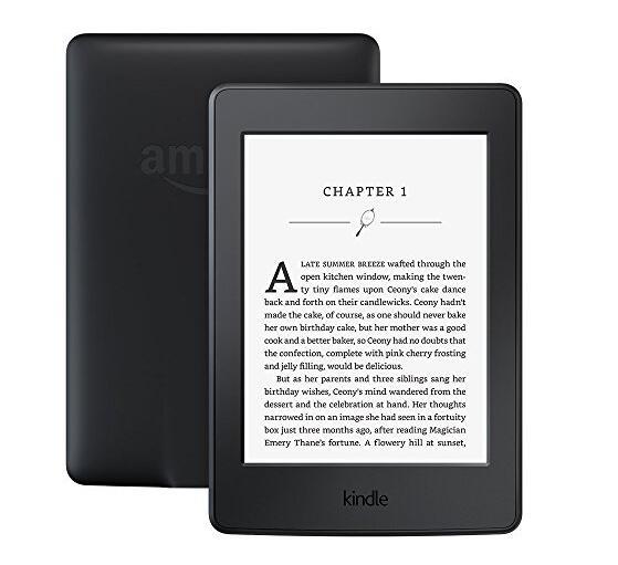 美亚新低!Kindle Paperwhite 3 电子书阅读器 WiFi版