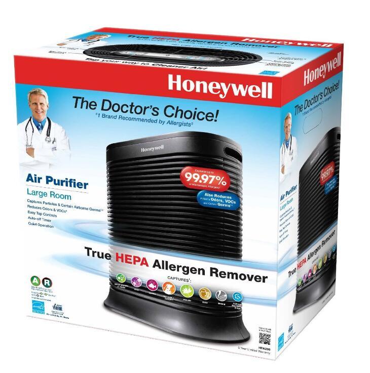 亚马逊海外购!Honeywell 霍尼韦尔 HPA-200 空气净化器