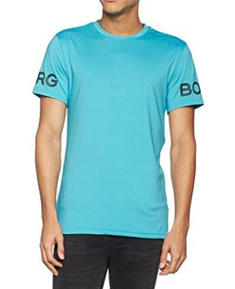 Bjorn Borg亚马逊官网!Bjorn Borg 男士短袖T恤