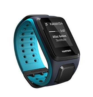 美亚好价!限L码! TomTom Spark Music + Cardio 光学心率GPS运动表