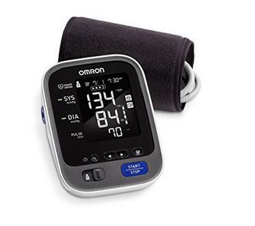 中亚海外购!Omron 欧姆龙 10 Series BP786N 旗舰级蓝牙电子血压仪