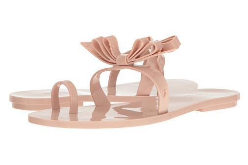 6PM海淘新低!Melissa 梅丽莎裸粉色果冻鞋