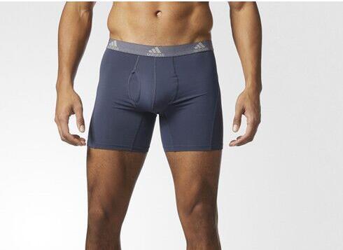 囤货了!Adidas 阿迪达斯 Climalite 男士速干运动内裤 2条装