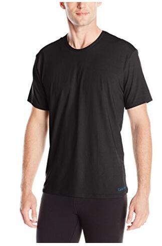 美亚好价!Calvin Klein 男士速干运动T恤 多色