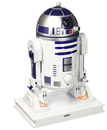 亚马逊海外购直邮!Star Wars 星球大战 R2-D2 超声波加湿器