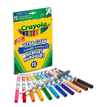 亚马逊海外购!Crayola 绘儿乐秘密花园绘画套装