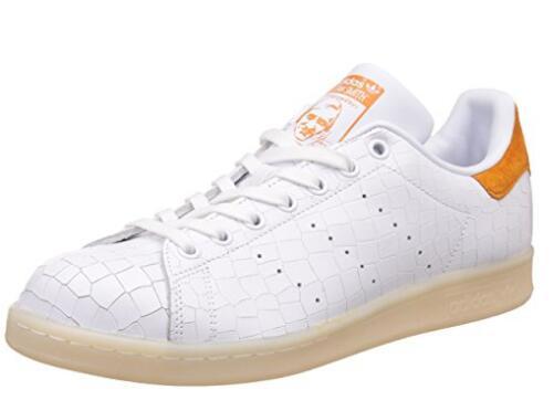 日亚好价,adidas 阿迪达斯Stan Smith S82254 中性休闲运动鞋