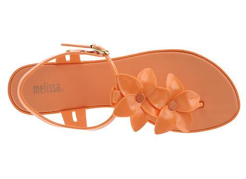 6PM官网海淘!Melissa 梅丽莎女士平底凉鞋