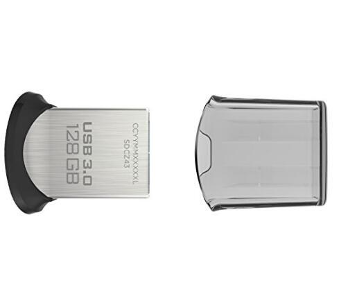 海外购金盒特价!SanDisk CZ43 闪迪128GB U盘