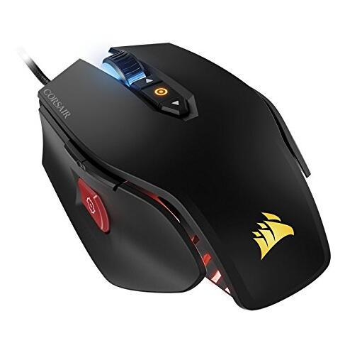 游戏玩家入!Corsair 海盗船 M65 PRO RGB 游戏鼠标