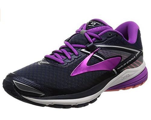 Brooks Ravenna 8 布鲁克斯新款女士轻量跑鞋